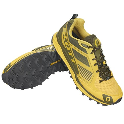Scott Kinabalu Supertrac Amarillo Hombre amarillo