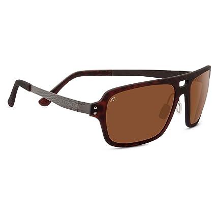 Amazon.com: Serengeti 8269 – Nunzio anteojos de sol, Satin ...