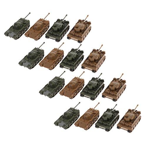 Perfk 1/144スケール タンクモデル プラモデルの商品画像