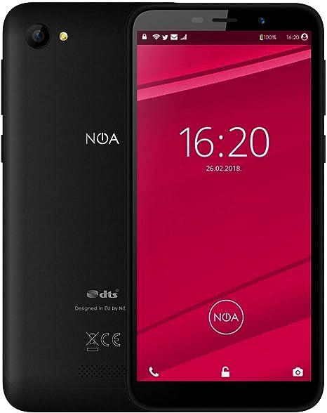 NOA P1 Smartphone 4G LTE Desbloqueado | Dual SIM | 1.3 GHz Quad ...