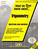 What Do You Know about Trigonometry?, Rudman, Jack, 0837371147
