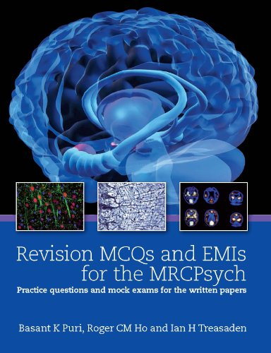 Mrcpsych paper b 600 mcqs and emis (postgrad exams.