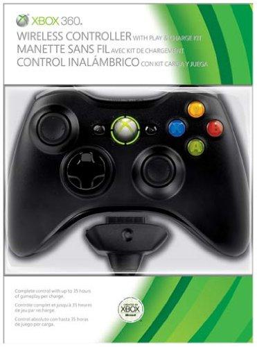 Microsoft - Manette sans fil XBOX360 Slim Pack - 0885370118674