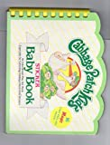 Cabbage Patch Kids - Sticker Baby Book