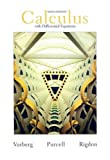 img - for By Dale Varberg - Calculus with Differential Equations (9th Edition) (9th Edition) (2006-05-05) [Hardcover] book / textbook / text book
