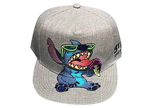 Stitch Cap Hat - 1