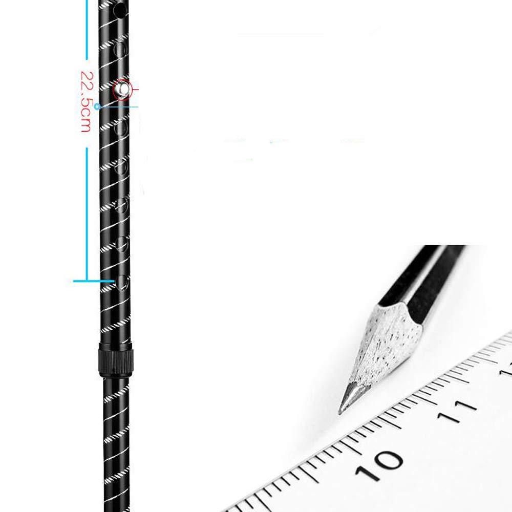 Zhen Lin Bastone Da Passeggio Passeggio Passeggio Telescopico, Canna Leggera Antiscivolo In Lega Leggera Di Alluminio A LED   Clienti In Primo Luogo    Ampie Varietà  246d02