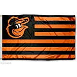 Baltimore Orioles Nation Flag 3x5 Banner