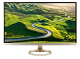 Acer H277HU kmipuz 27-Inch IPS WQHD 2560 x 1440 Display, USB 3.1 Type-C port, HDMI, DP, 2 x 3w speakers