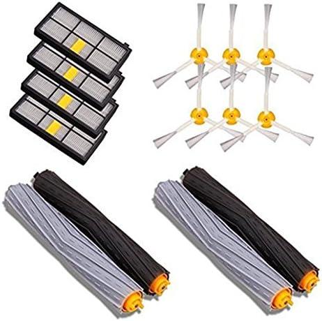 SODIAL 14PCS Accesorios para iRobot Roomba 880 860 870 871 980 990 Repuesto Piezas Cepillos Kit: Amazon.es: Hogar