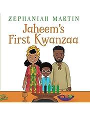 Jaheem's First Kwanzaa