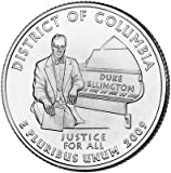 Best Districts Of Columbias - 2009 D District of Columbia State Quarter Uncirculated Review