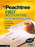Peachtree First Accounting 2001