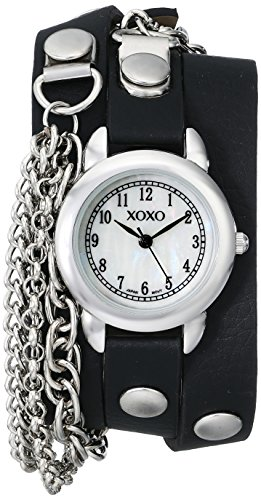 XOXO XO5621 Double Wrap Faux Leather Accents product image
