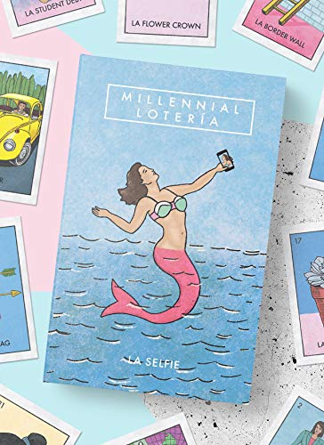 image relating to Printable Loteria Mexicana identify Millennial Lotería Mike Alfaro