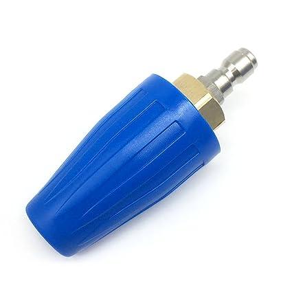 yoking yk-5b05 N Turbo boquilla para arandelas de presión, 5000 PSI y #