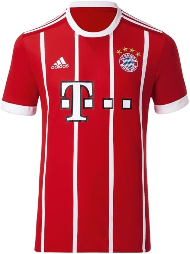 adidas FC Bayern Munich Home Youth Jersey [FCBTRU]