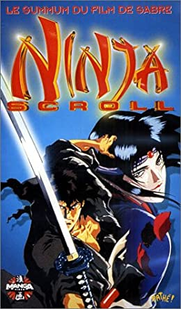 Ninja scroll [Francia] [VHS]: Amazon.es: Manga: Cine y Series TV