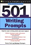 501 Writing Prompts, LearningExpress Staff, 1576854388