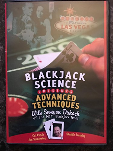 Blackjack Science Presents Advanced Techniques with Semyon Dukach