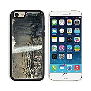 Europe Iceland Svartifoss Waterfall Skaftafell Apple iPhone 6 TPU Snap Cover Premium Aluminium Design Back Plate Case Customized Made to Order Support Ready Liil iPhone_6 Professional Case Touch Accessories Graphic Covers Designed Model Sleeve HD Template wangjiang maoyi