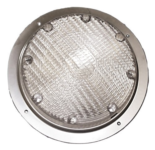 (Arcon 10705 Scare Light with Clear Lens and Surface Mount)