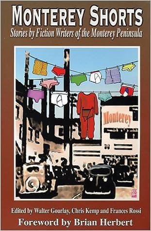 Monte-Ray Gunn (Monterey Shorts Book 1)