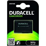 DURACELL DR9706B 7.4V 1640mAh Replacement Camcorder Batteries for Sony NP-FV70/NP-FV90