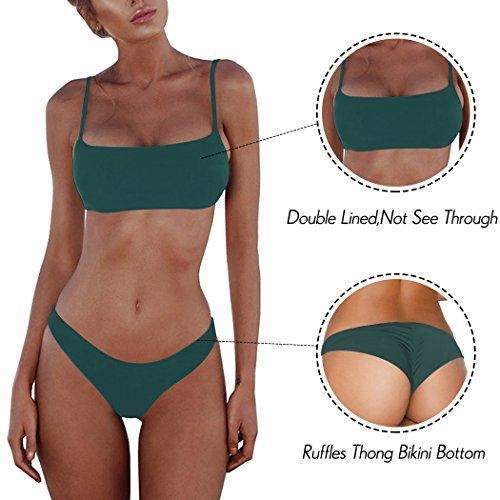 Green Bikini Top in Australia - 5