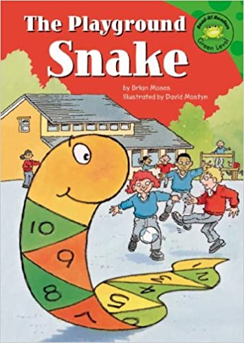 The Playground Snake (Read-It! Readers)