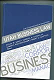 Utah Business Law for Entrepreneurs and Managers