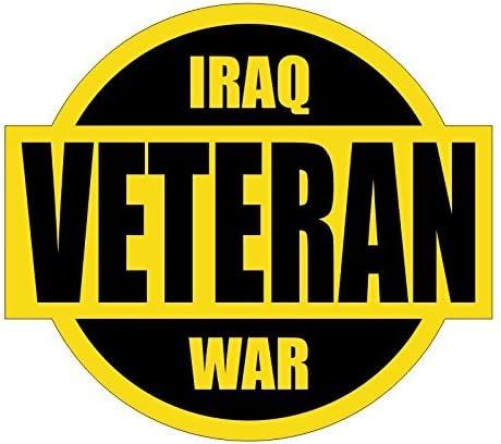 Veteran War Sticker Decals