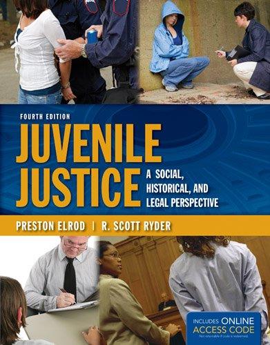 Juvenile Justice W/Access
