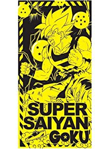 Dragon Ball Z Super Saiyan Goku toallas