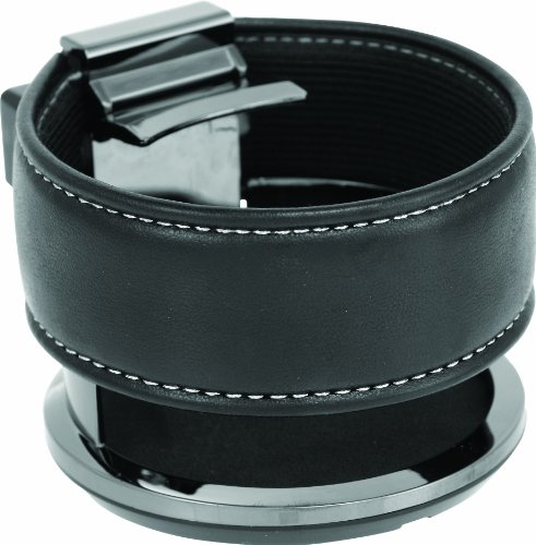 Bell Automotive 22-1-05597-8 Black Air Vent Drink Holder