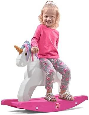 STEP2 UNICORN ROCKING HORSE 497200 Unicorn Rocking Horse™