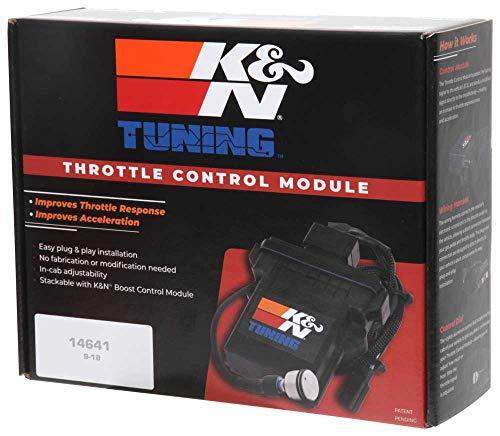 Module Throttle Control - K&N 20-1576 K Throttle Control Module