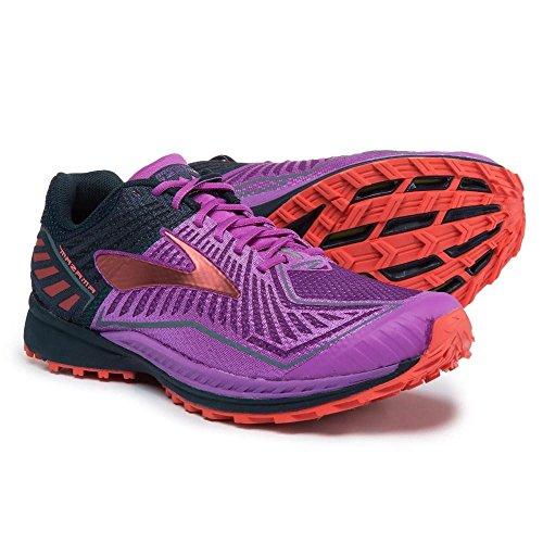 変成器安全コーンウォール(ブルックス) Brooks レディース ランニング?ウォーキング シューズ?靴 Mazama Trail Running Shoes [並行輸入品]