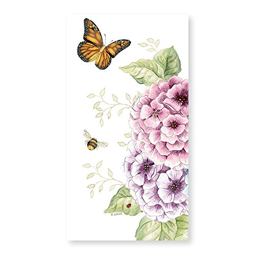 Lenox Butterfly Meadow Guest Dinner Napkins 16 Count