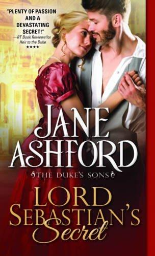 book cover of Lord Sebastian\'s Secret
