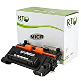 Renewable Toner CC364A Compatible MICR Cartridge Replacement for HP 64A LaserJet Pro M501DN M506DN MFP M527DN