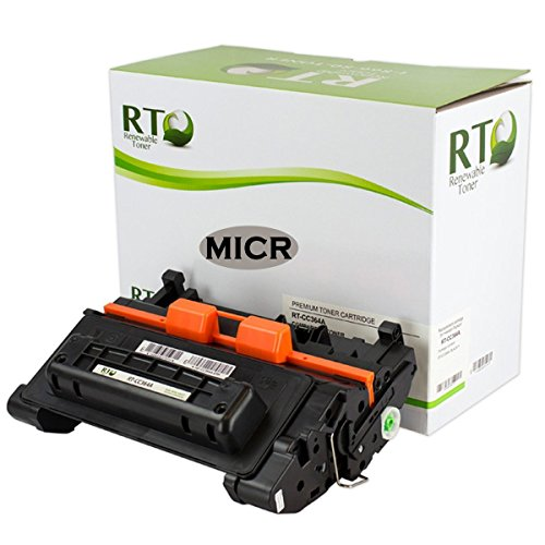 64a Compatible Micr Toner (Renewable Toner CC364A Compatible MICR Cartridge Replacement for HP 64A LaserJet Pro M501DN M506DN MFP M527DN)