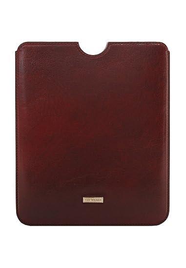 b80e3eff99 The Bridge Slg Story Line custodia fodera Mini iPad pelle 21,2 cm:  Amazon.it: Valigeria