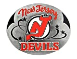 New Jersey Devils - NHL Pewter Belt Buckle