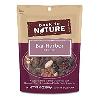 Back to Nature Bar Harbor Blend Trail Mix, 10 Ounce