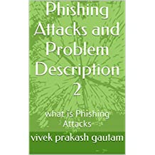 Phishing Attacks and Problem Description 2: what is Phishing Attacks