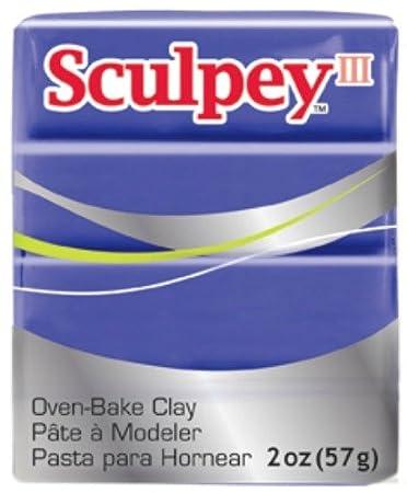 Sculpey S302 1150  III Polymer Clay 2 Ounces-Lemonade