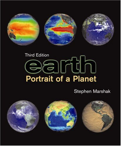 Earth: Portrait of a Planet (Third International Student Edition)