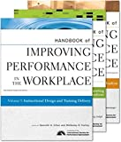 img - for Handbook of Improving Performance in the Workplace, , Volumes 1 - 3 Set (Pfeiffer Essential Resources for Training and HR Professiona) book / textbook / text book