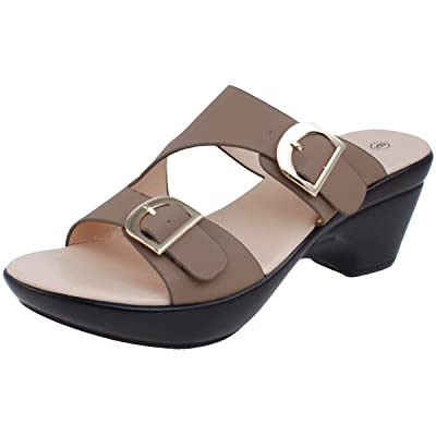 Agape PROPET-78 Lightweight Platform Wedge Sandal: Shoes